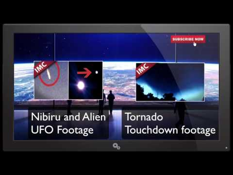 BREAKING NEWS! New Planet X Nibiru Footage ? Super Typhoon Formation Caught On ISS 2016