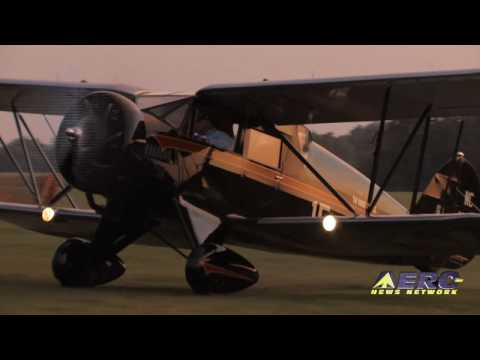 Aero-TV: Antique Dream Machine - John Swander and His Waco UEC