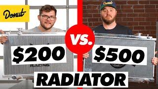 $200 Radiator vs. $500 Radiator