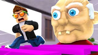 🔥 ESCAPE VON DER MAD GRANDFATHER! | ROBLOX #202