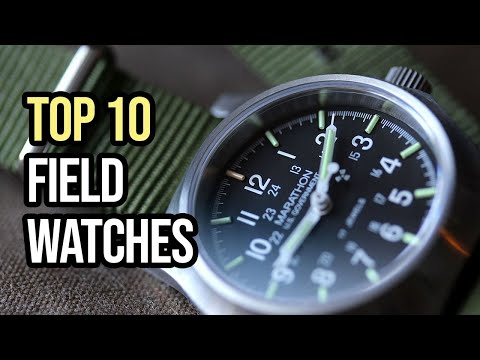 Best Field Watches 2020 (Top 10)