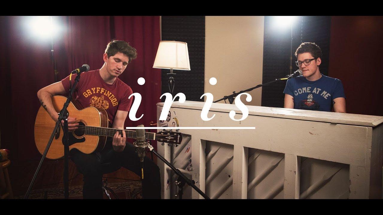"""Iris"" - Goo Goo Dolls (Alex Goot + Chad Sugg COVER ..."