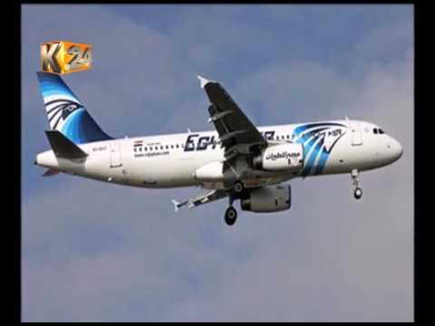 Egypt air plane disappears with 66 on board