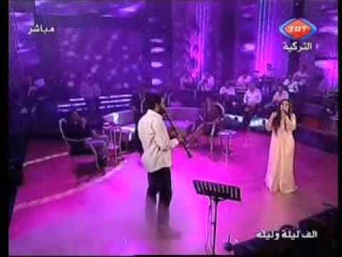 Ghada Ragab - Eshtakt |   غادة رجب - اشتقت  [ TRT ]