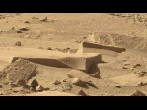 Mars Tech Anomalies, Curiosity Rover 2017