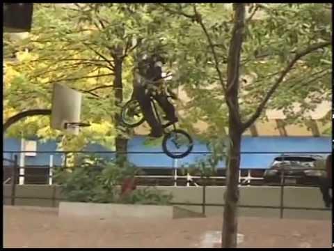 "Animal Bikes: ""CUTS"" Tyrone Williams"