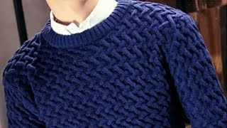 Formal Boys Sweater/Sweater Design for Boys/Knitting in Hindi/Knitting Designs:Design-87