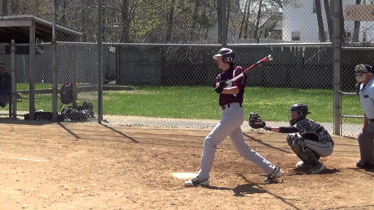 Michael Zanni 2016 Garden City Travel Baseball Triple Bomb