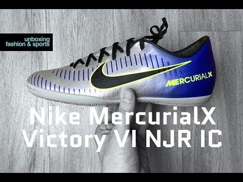 reputable site 89ac0 0bdf0 Nike MercurialX Victory VI NJR IC 'Racer Blue/blk-chrome ...