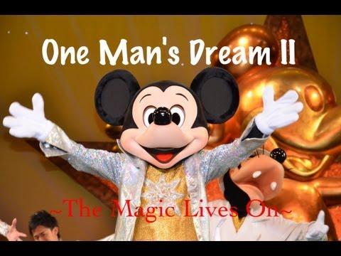 30周年★ワンマンズ•ドリーム2★One Man`s Dream II Magic Lives On