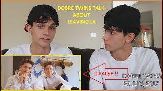 Baixar Dobre Twins Respond To Martinez Twins & Leaving Team 10