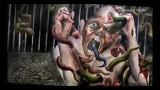 Свидетельство корейской художницы  —  Ад в картинах нарисован