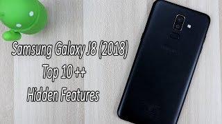 Samsung Galaxy J8 Top 10+ HIDDEN Features , Advance Features, Tips & Tricks !! HINDI