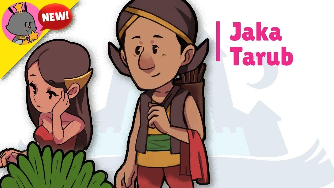 Jaka Tarub | Dongeng Bahasa Indonesia