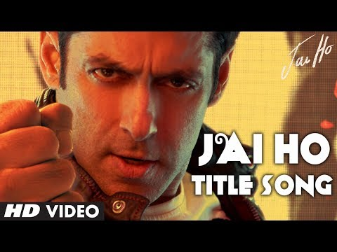 Jai Jai Jai Jai Ho Title Video Song | Salman Khan, Daisy Shah, Tabu