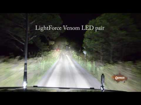 LightForce Venom LED pair   March 2017
