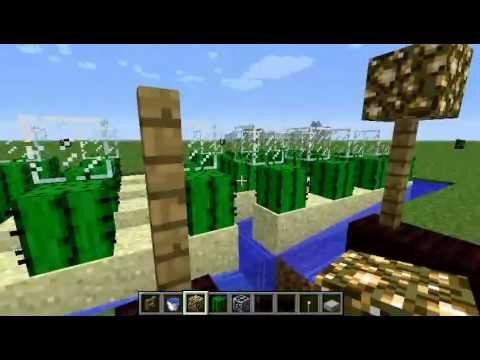 minecraft tuto fr agriculture p1 ferme automatique de cactus par alliens2002 youtube. Black Bedroom Furniture Sets. Home Design Ideas
