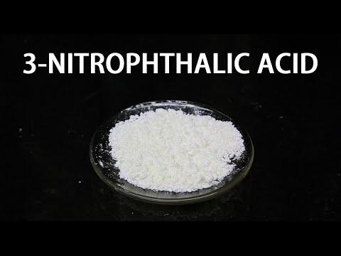 Making 3-nitrophthalic Acid (Luminol Precursor)