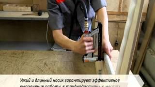 Комплект для производства мягкой мебели от MAX(Комплект скобозабивных пневматических пистолетов для производства мягкой мебели на примере предприятия..., 2012-09-17T05:53:58.000Z)