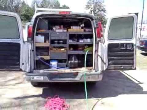 Plumber Installs Real Toilet In His Work Van Must See