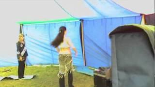 Арабские танцы. Марина Устинова (Пермь). 13.07.2011.