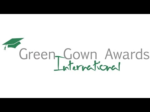 The International Green Gown Awards 2015 - Live from Brunel's Old Station, Bristol, United Kingdom