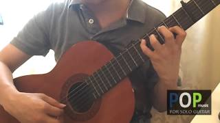 Download The Lady In Red - Chris de Burgh (solo guitar cover) MP3 song and Music Video