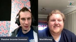 6 Figure Dividend Stock Investing - Let's Talk Money