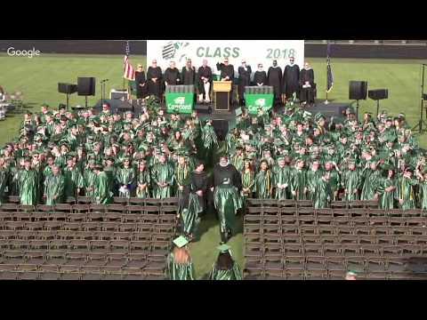 2018 Concord Community High School Commencement Ceremonies