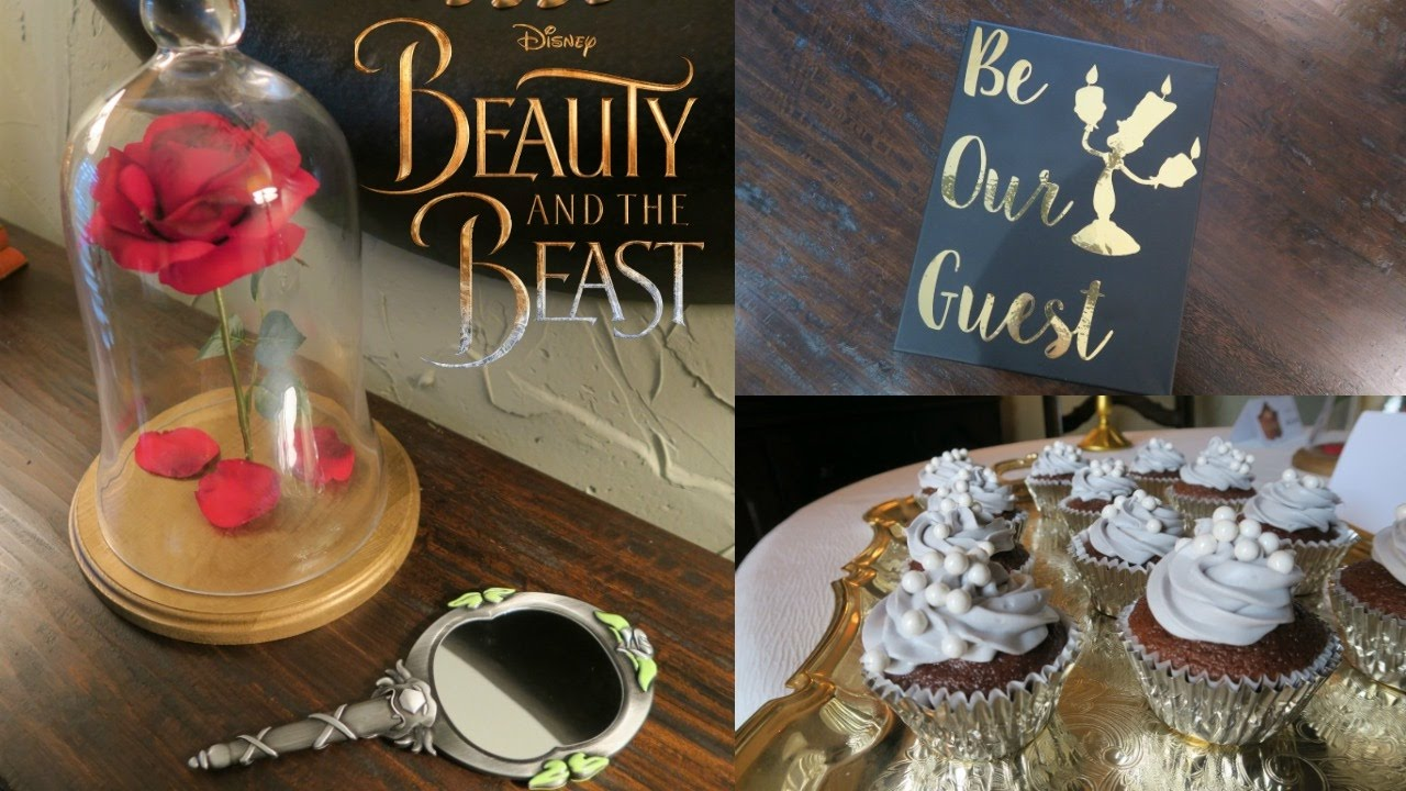 Diy Beauty The Beast Crafts 2017 Youtube