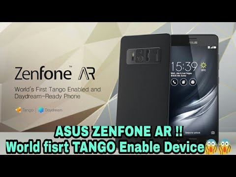 Asus Zenfone AR Review !! 8GB RAM, 256GB ROM, Tango Enable, Daydream & more  !! FLAGSHIP KING !!