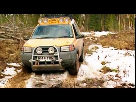 1998 Custom Camel Trophy Land Rover Freelander Manufacturing Process Factory Youtube
