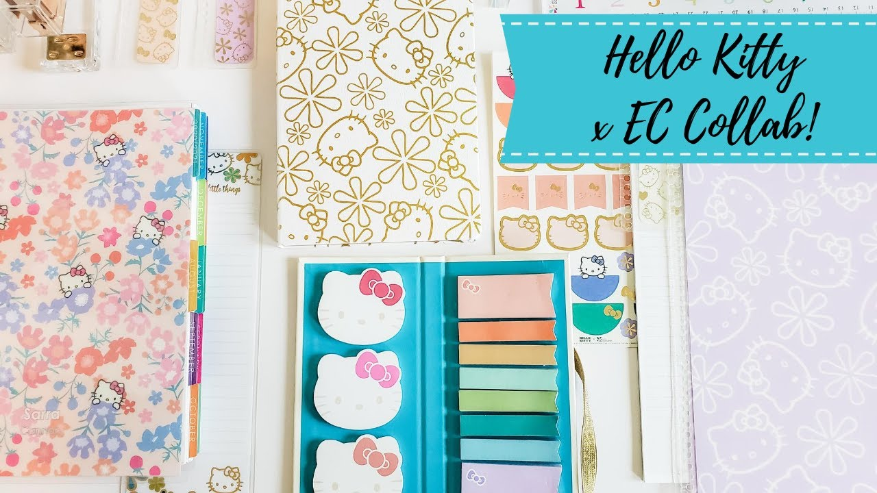 Introducing the Hello Kitty x EC Collab!!