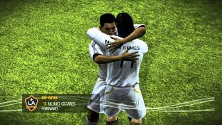L.A.Galaxy Vs Barcelona [FIFA 08 XBOX360]
