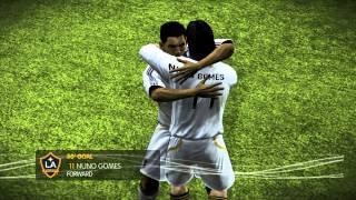 L.A.Galaxy Vs Barcelona [FIFA 08 XBOX360]