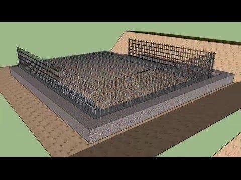 Sketchup 3d Animation of basement details