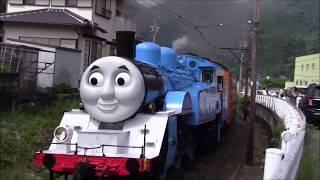 【大井川鉄道】2019年のトーマス走行初日映像まとめ(Japanese Real Thomas Running in Oigawa Railway Japan First day of 2019)