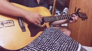 Hôn Anh - Min Guitar Cover + Hợp Âm