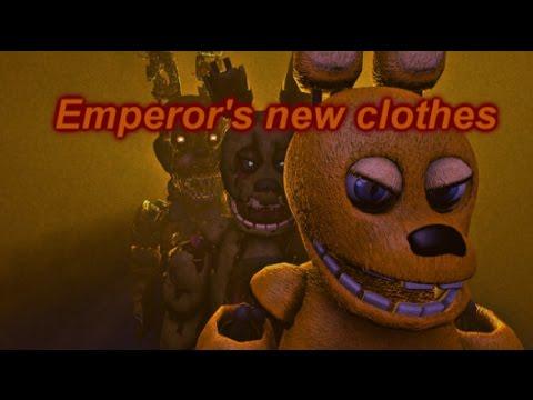 [SFM FNAF] Emperor's new clothes (Nate cover , and description) #S_Bonnie59