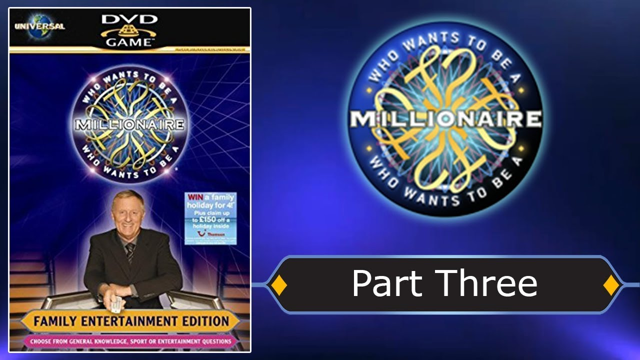 (HD) Who Wants To Be A Millionaire? 4th Edition