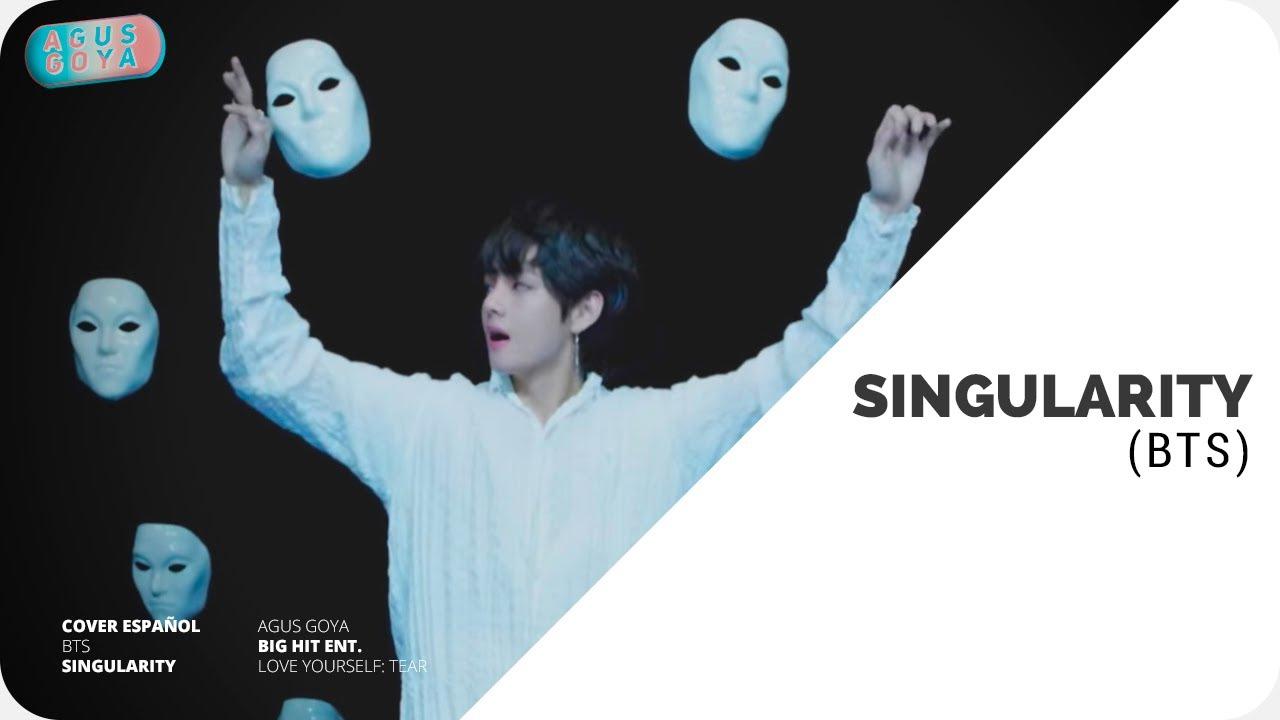 [Agus Goya] BTS - Singularity (Spanish Cover)