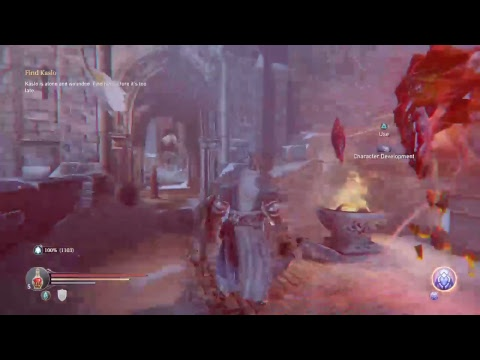Lords of the fallen playthrough episode 1