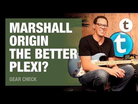 NEW Marshall Origin Amps | Demo & Comparison | Thomann