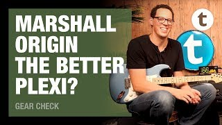 NEW Marshall Origin Amps | Demo & Comparison |Thomann