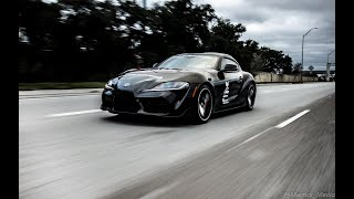 CARBUZZ DRIVES THE MANUAL 2020 TOYOTA SUPRA!