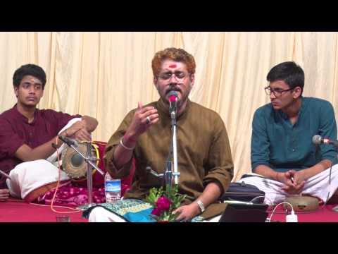 Yogeesha Sharma Ballapadavu - Ninne Anatha Bandhu - Music Festival 2016, Day 3