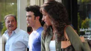 Kevin Jonas and Danielle  Deleasa~Two Hearts Collide