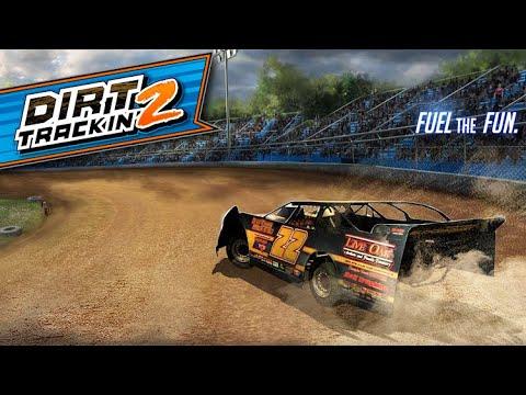 Dirt Trackin 2 (by BENNETT RACING SIMULATIONS, LLC) IOS Gameplay Video (HD)