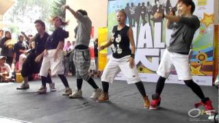 110625 Malaysia Halo YG Day Dance Competition - 20cents