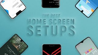 The Best Home Screen Setups Series Announcement  Submission Rules